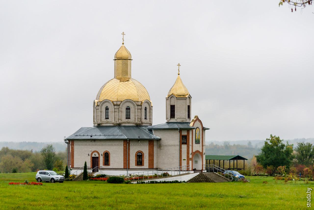 Церковь св. Николая, Свислочь, Осиповичский район, Могилёвская область