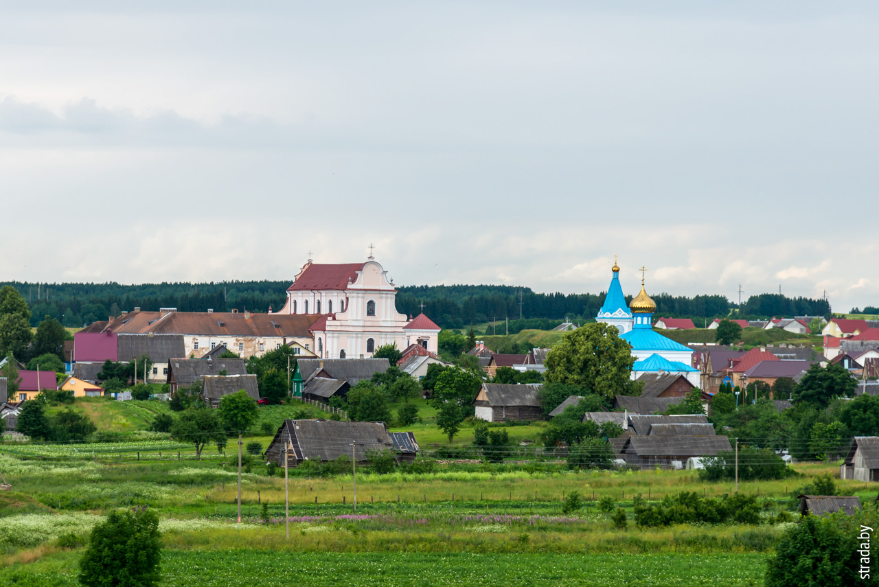 Гольшаны, Ошмянский район, Гродненская область