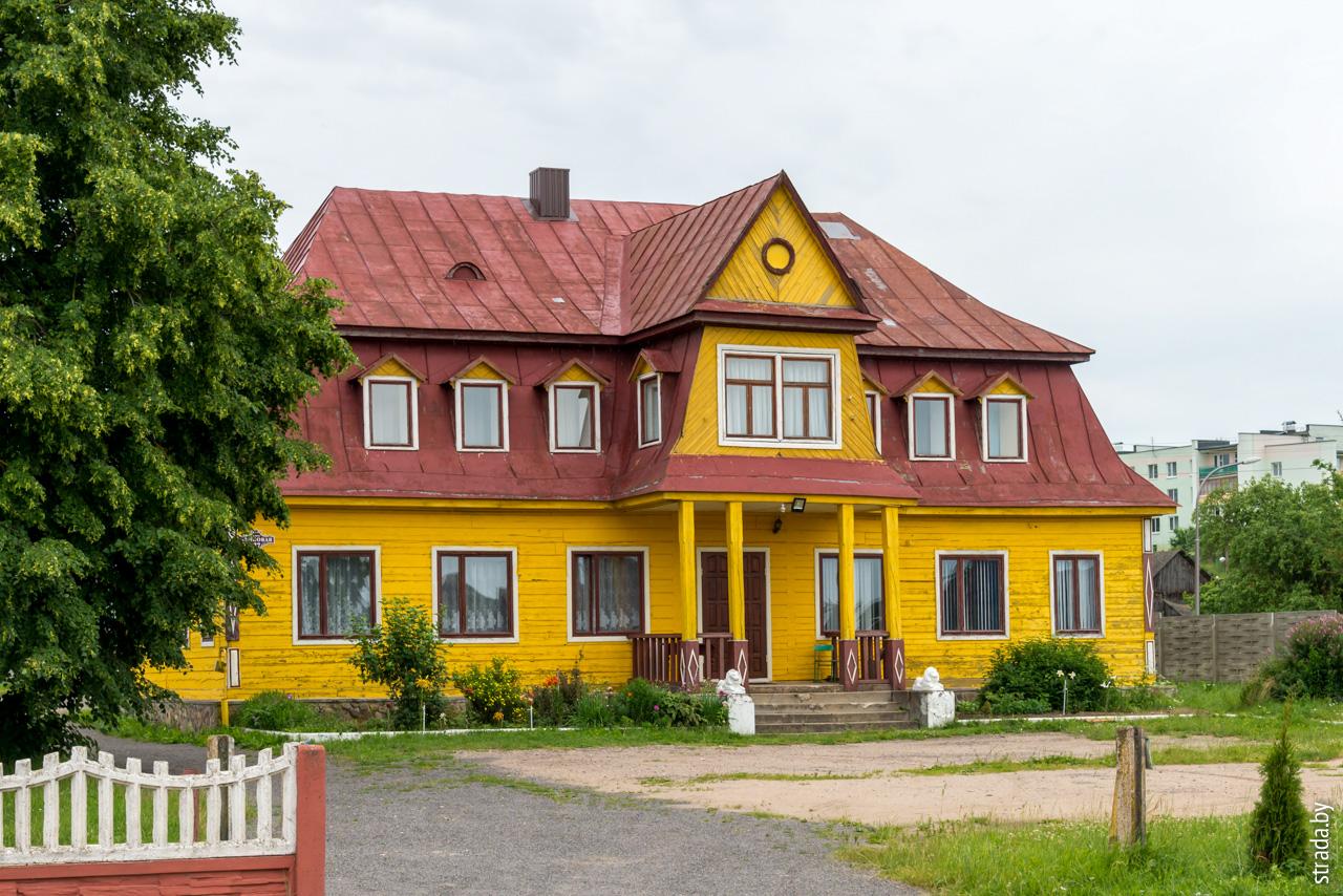 Администрация гмины, Гольшаны, Ошмянский район, Гродненская область