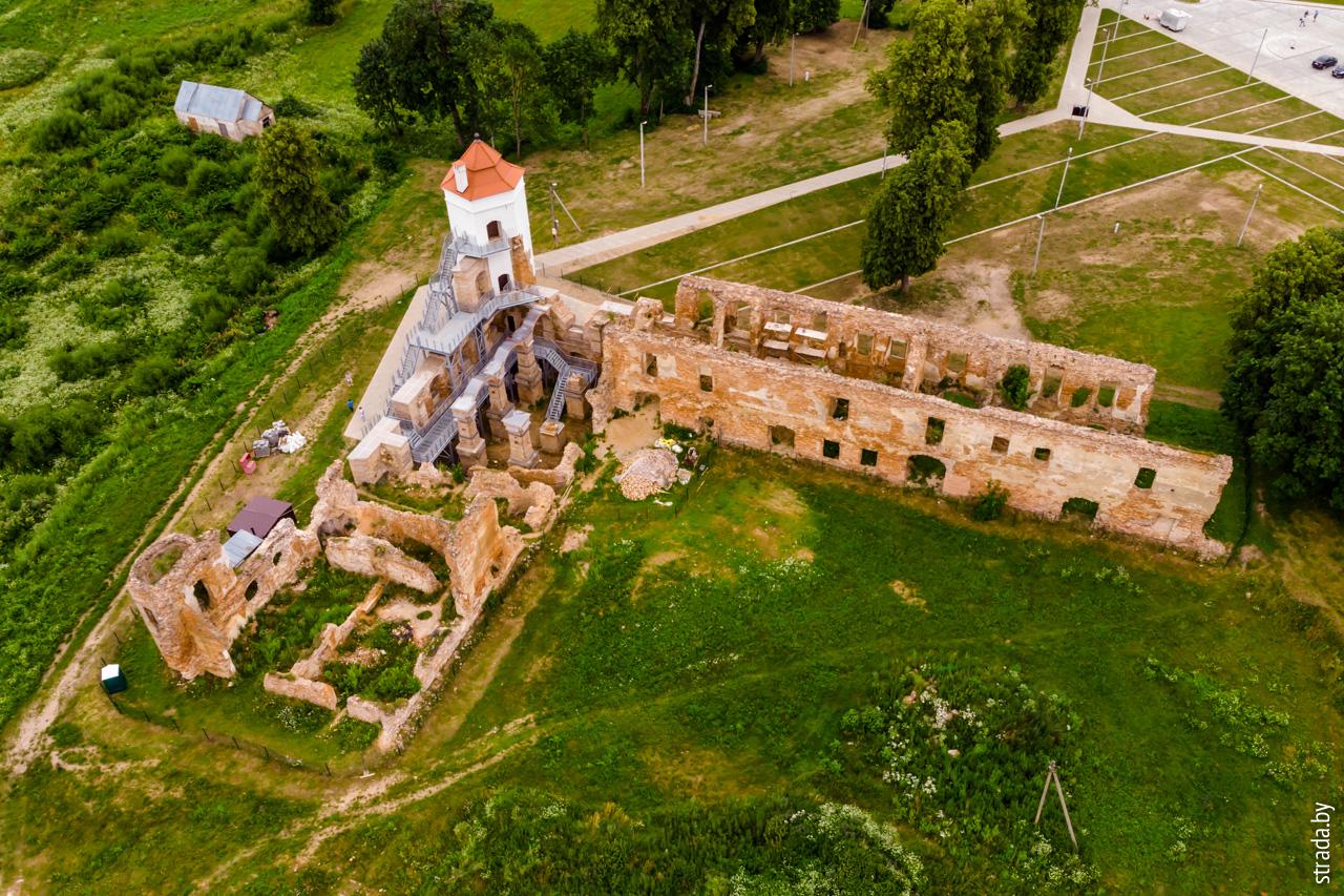 Гольшанский замок, Гольшаны, Ошмянский район, Гродненская область
