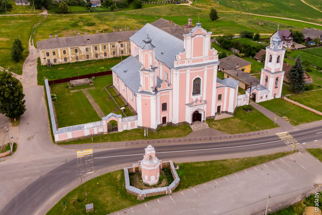 Боруны, Ошмянский район, Гродненская область