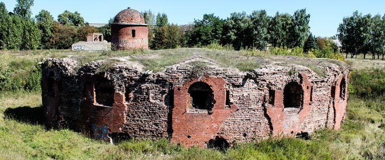 Бобруйская крепость. День2, часть1.