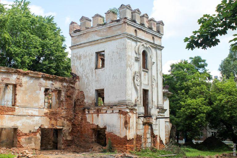 Дворец Монюшко-Ваньковичей