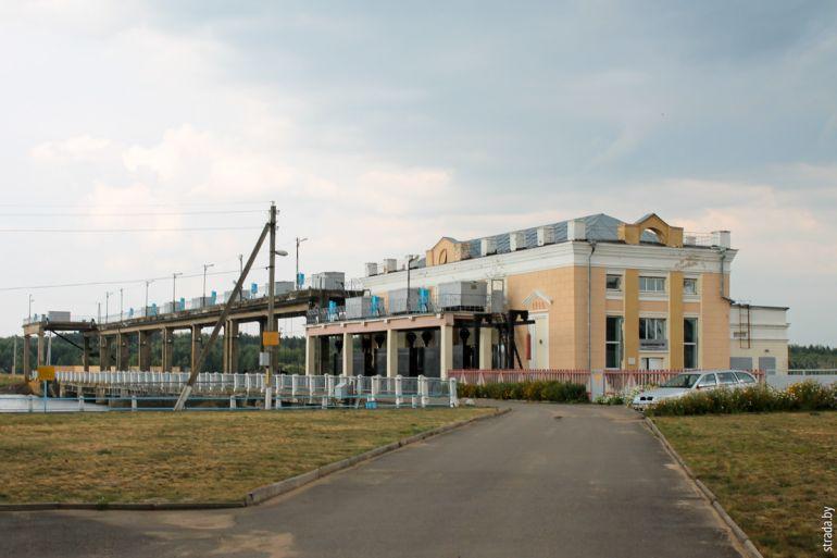Чигиринская ГЭС