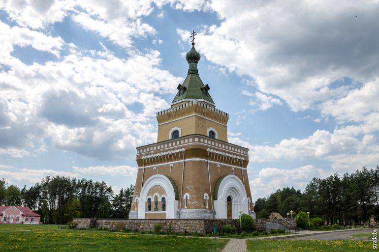 Мемориальная часовня