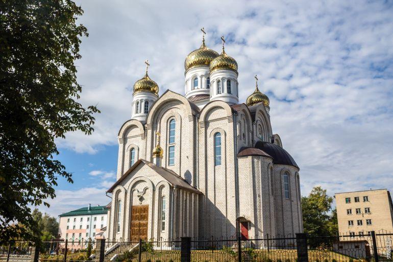 Церковь Спасо-Преображенская