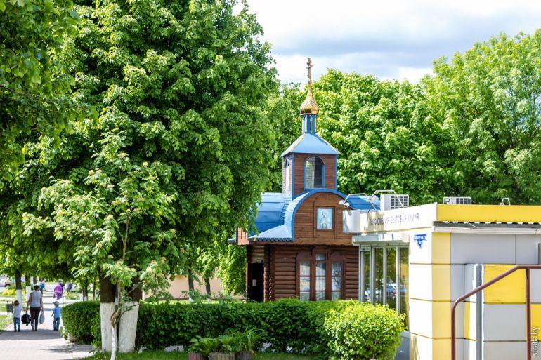 Часовня православная