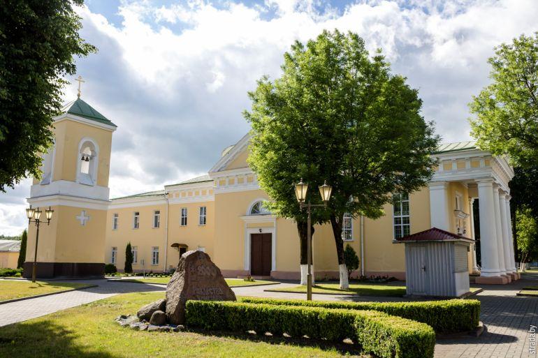 Кафедральный собор св. Михаила Архангела