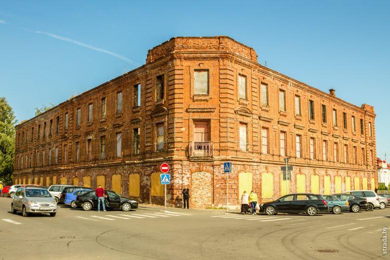 Гостиница «Березина и Европейская»