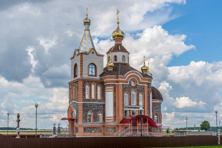 Храм в честь святителя Николая Японского