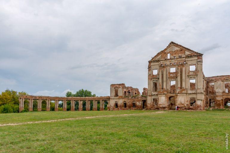 Дворцовый комплекс Сапег