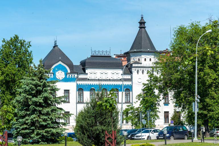 Здание поземельно-крестьянского банка