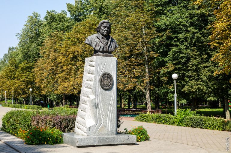 Памятник Винценту Дунину-Марцинкевичу