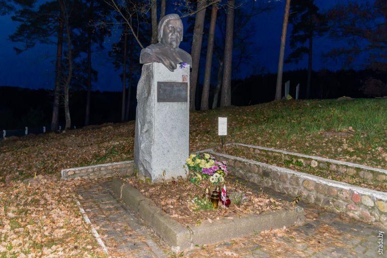 Могила Винцента Дунина-Марцинкевича