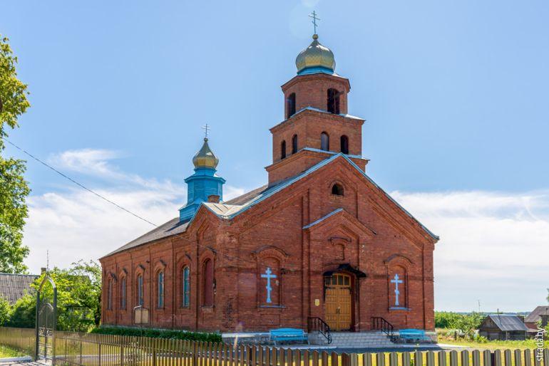 Церковь старообрядческая Успенская