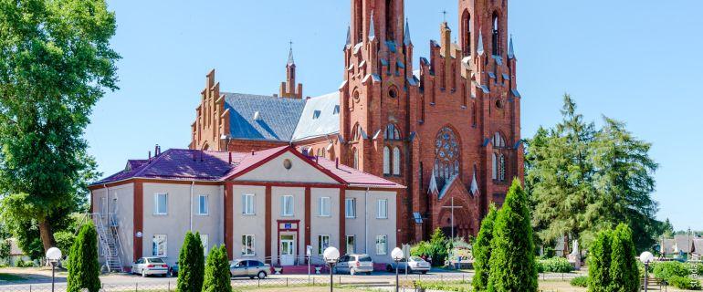Видзы: костел, церкви православная и старообрядческая