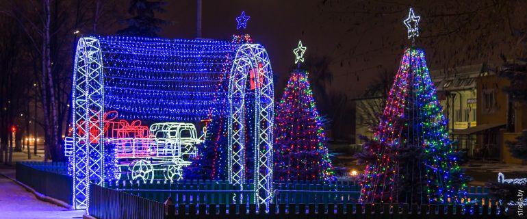 Новогодний Бобруйск