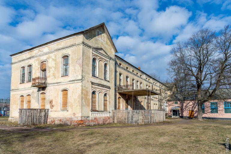 Дворец Чернышевых-Кругликовых