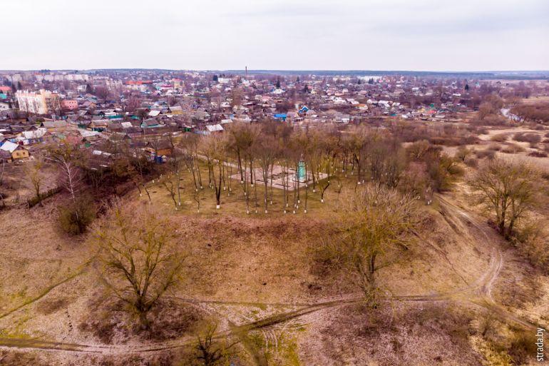 Городище и Замковая гора