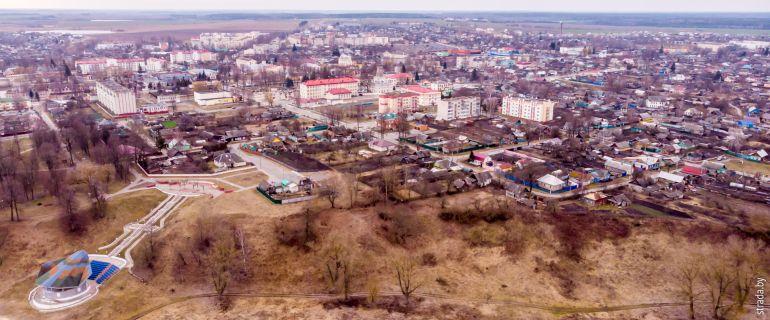 Чечерск: ратуша, дворец Чернышевых-Кругликовых и много чего ещё