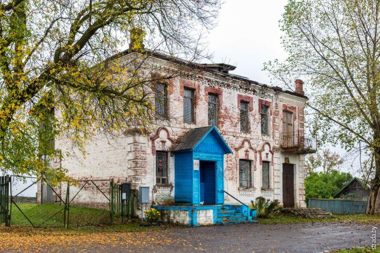 Дом Яцко