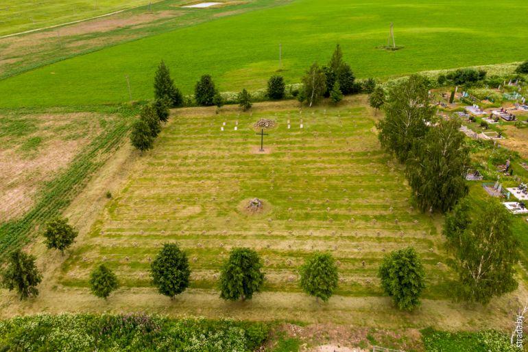 Кладбище солдат 1-ой мировой войны